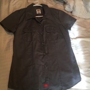 Dickies button down short sleeve